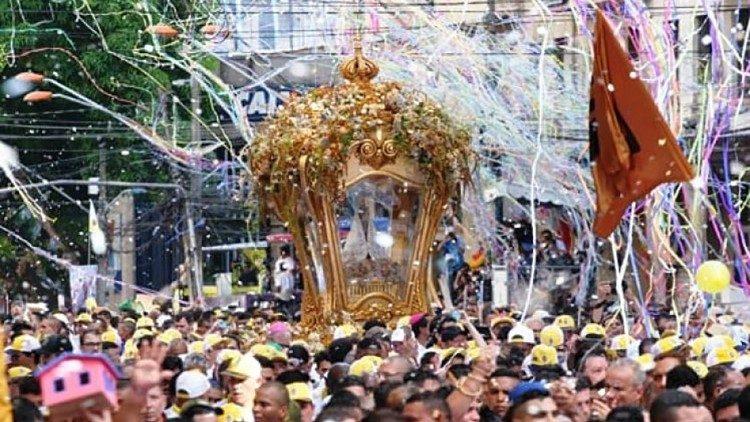 O Círio de Nossa Senhora de Nazaré