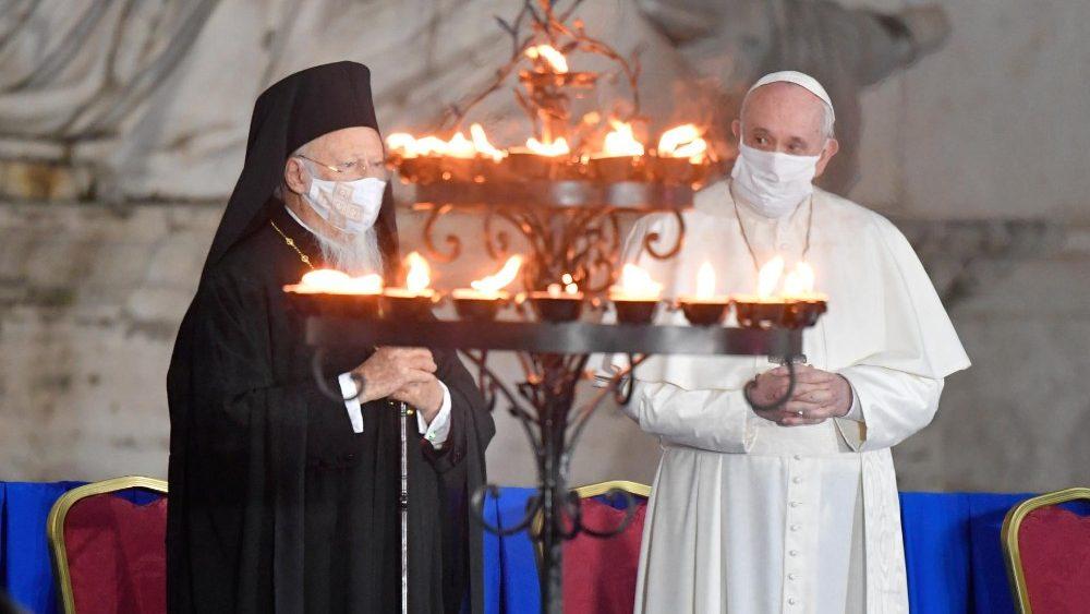 Caminhando juntos: a sinodalidade de um ponto de vista ecumênico