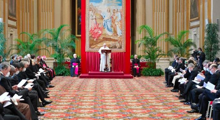 Papa: o mundo precisa de fraternidade e esperança tanto quanto de vacina