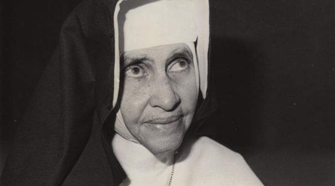 Santa Dulce dos Pobres receberá o título de Doutora Honoris Causa