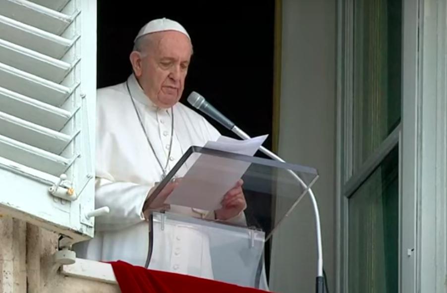 Apelo do Papa pela paz entre israelenses e palestinos