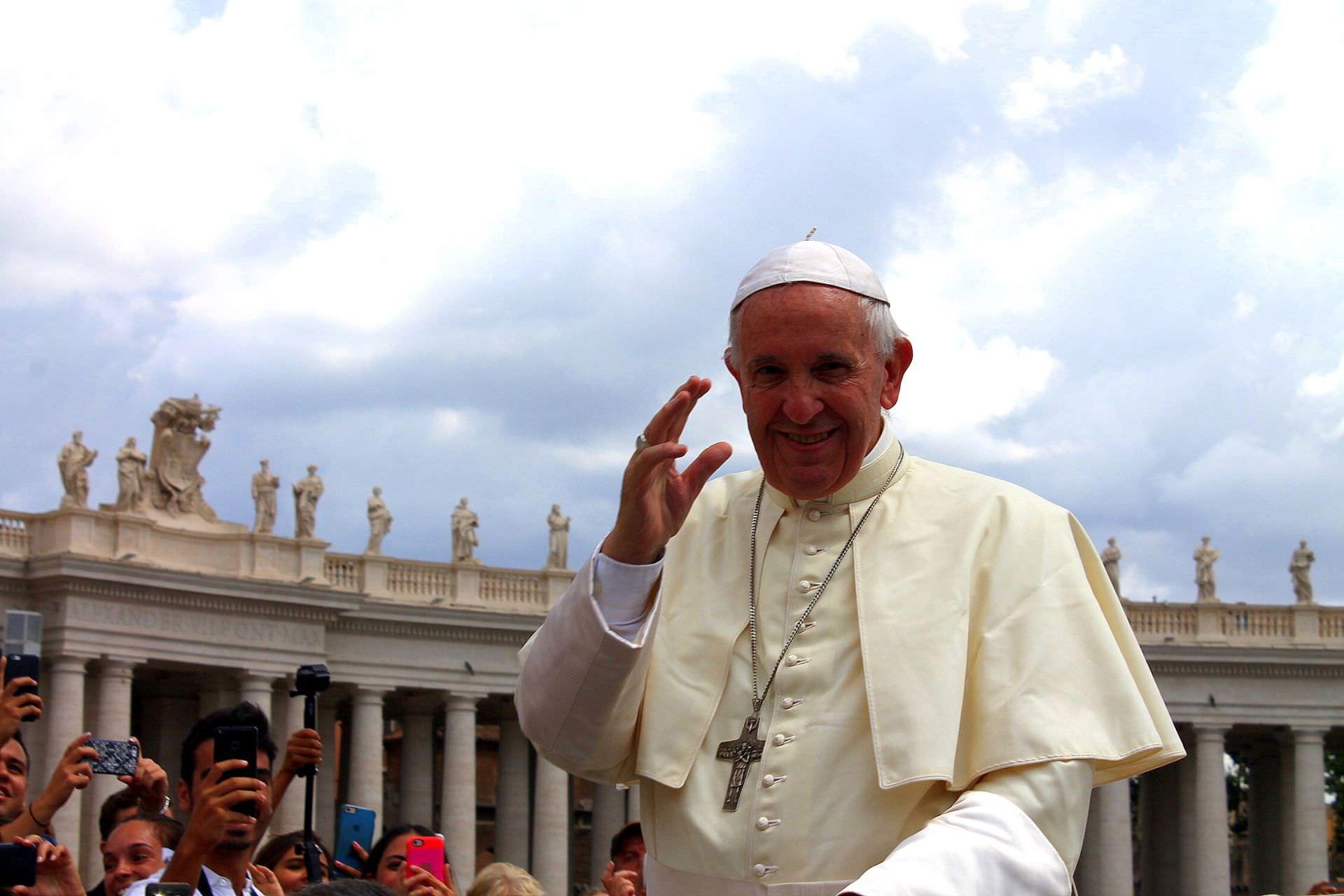 As duas orações do Papa para invocar o 'fim da pandemia'