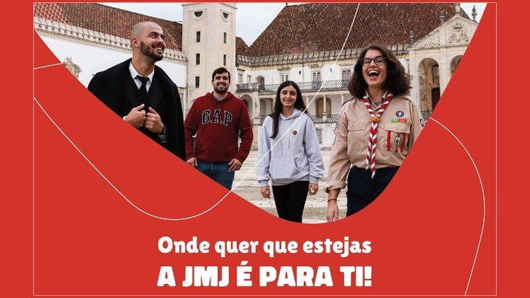 JMJ 2023: em Coimbra especial atenção aos estudantes