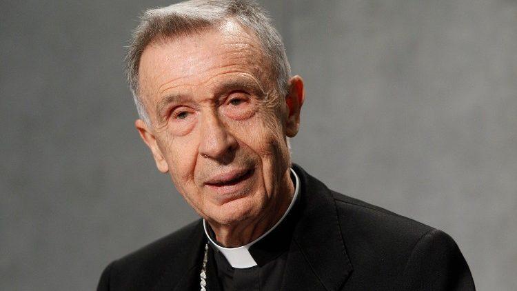 Ladaria aos bispos EUA: o debate sobre a comunhão e o aborto não deve levar à divisão