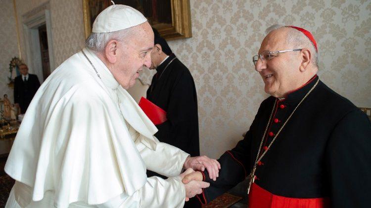 Iraque, Sako: esperamos a mensagem de esperança do Papa