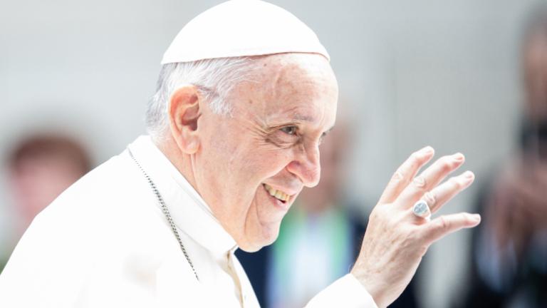 Vaticano publica trecho de novo livro sobre o Papa Francisco