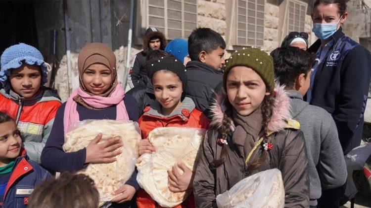 Cardeal Zenari: a Síria precisa de ajuda, não deixemos morrer a esperança