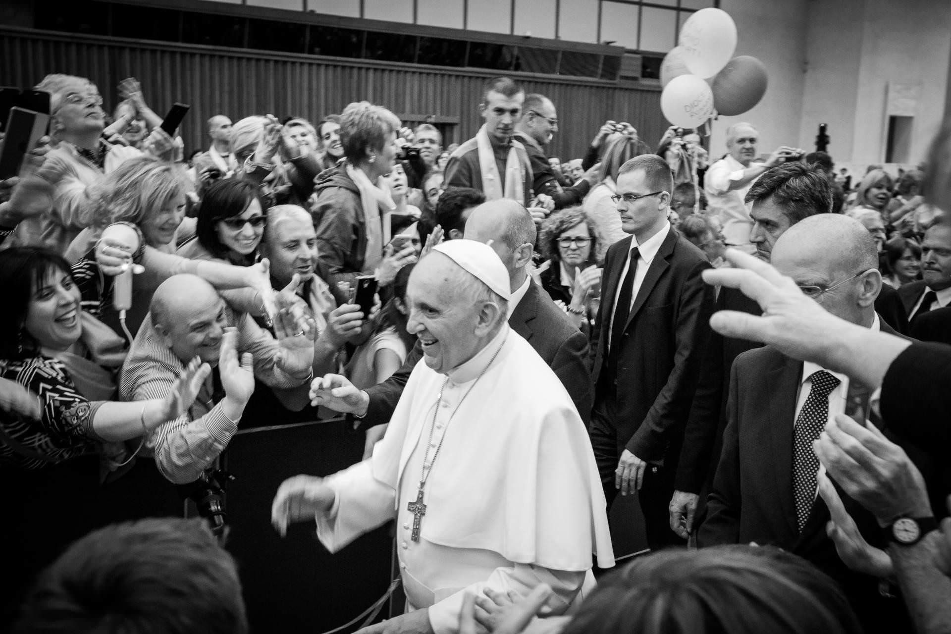O Papa para o Dia Mundial das Comunicações Sociais: respirar a verdade das histórias boas