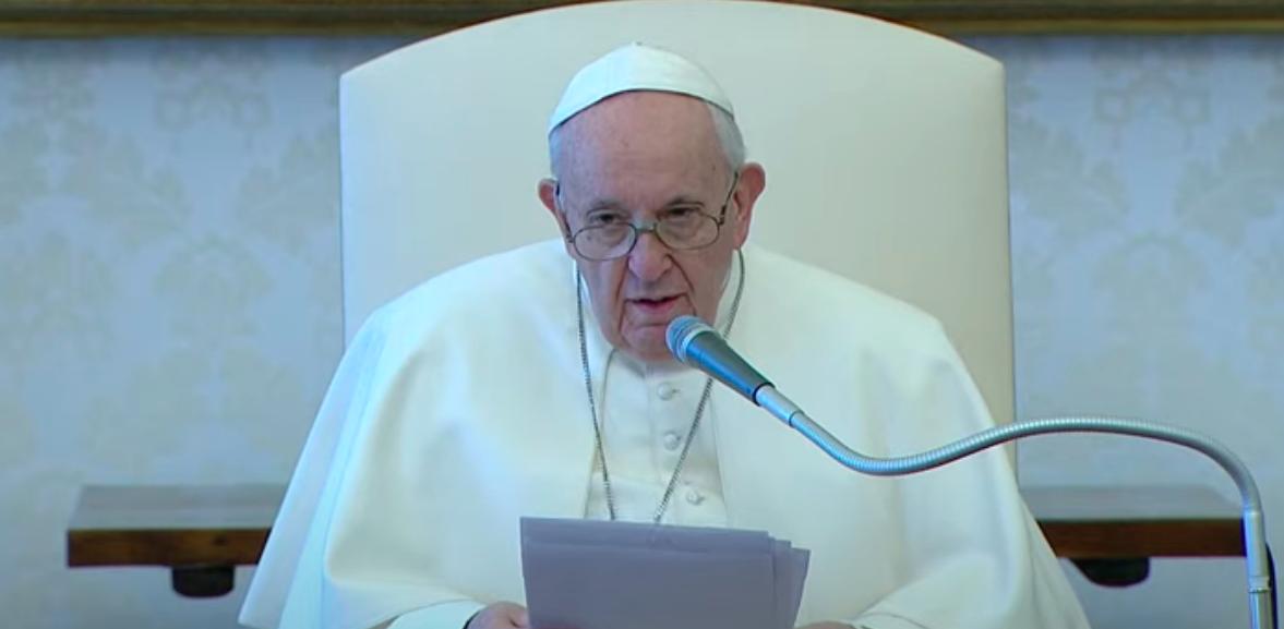 Francisco: a Bíblia não foi escrita para uma humanidade genérica, mas para nós