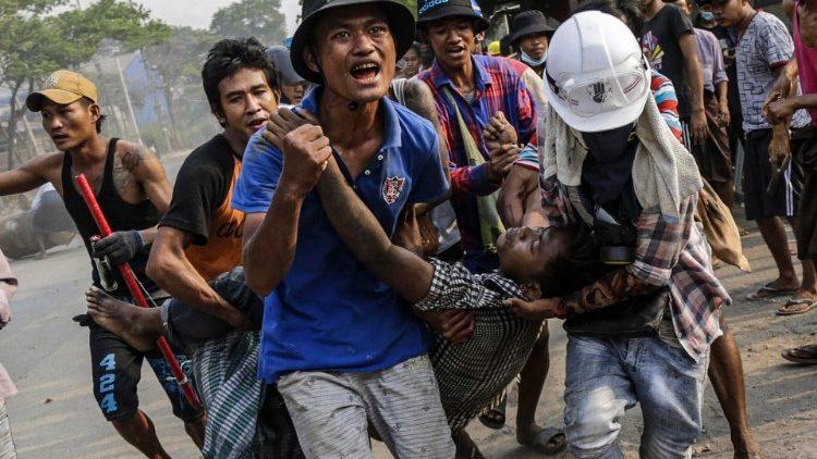 Parolin: preocupação e amor do Papa ao povo de Mianmar