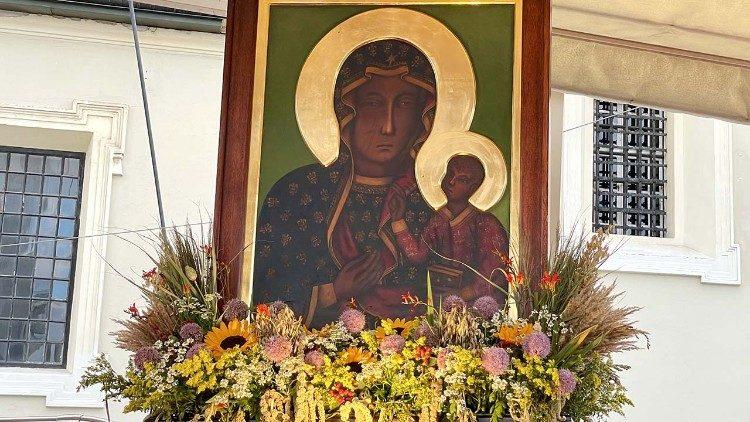 Polônia: 26 de agosto, Solenidade de Nossa Senhora de Czestochowa