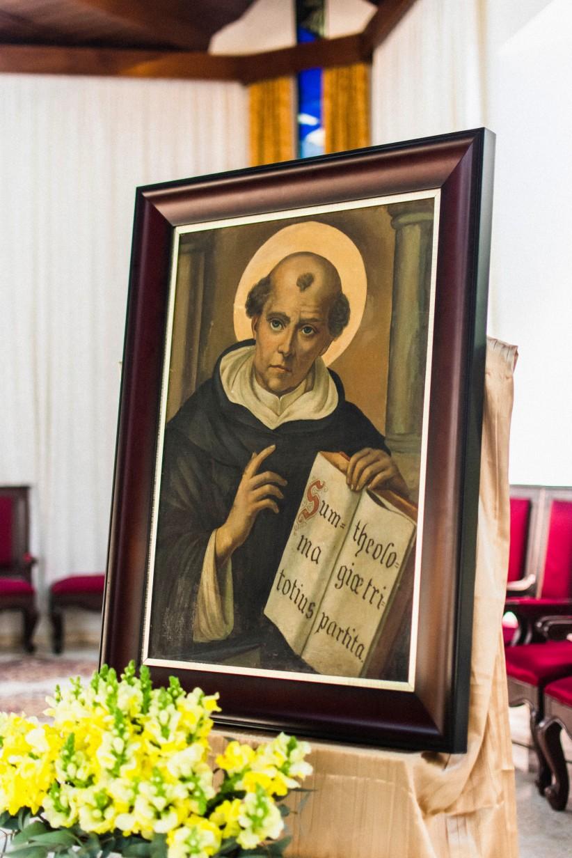 Hoje é celebrado Santo Tomás de Aquino, doutor da Igreja