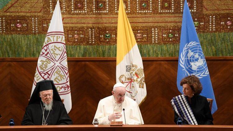 O Papa: abandonemos definitivamente o sempre foi feito assim