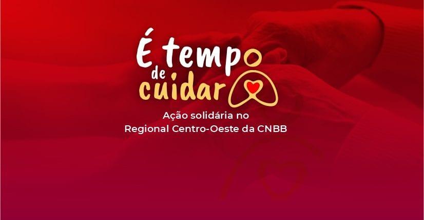 """""""É TEMPO DE CUIDAR"""": REGIONAL CENTRO-OESTE PROMOVE DOAÇÃO DE CESTAS BÁSICAS"""""""
