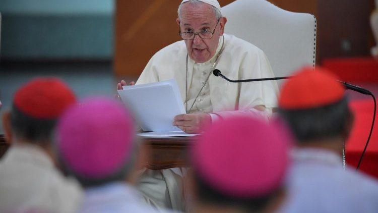 Nomeações do Papa para o Brasil: Jequié (BA) e Lorena (SP) têm novos bispos