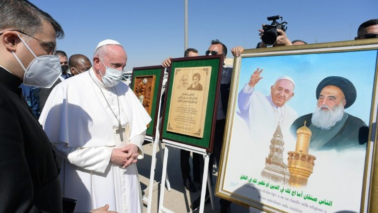 O legado de Francisco no Iraque: respeitar a diversidade e construir o futuro como irmãos
