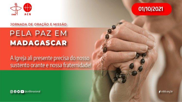 CNBB: dia 1º de outubro, jornada de Oração e Missão dedicada a Madagascar
