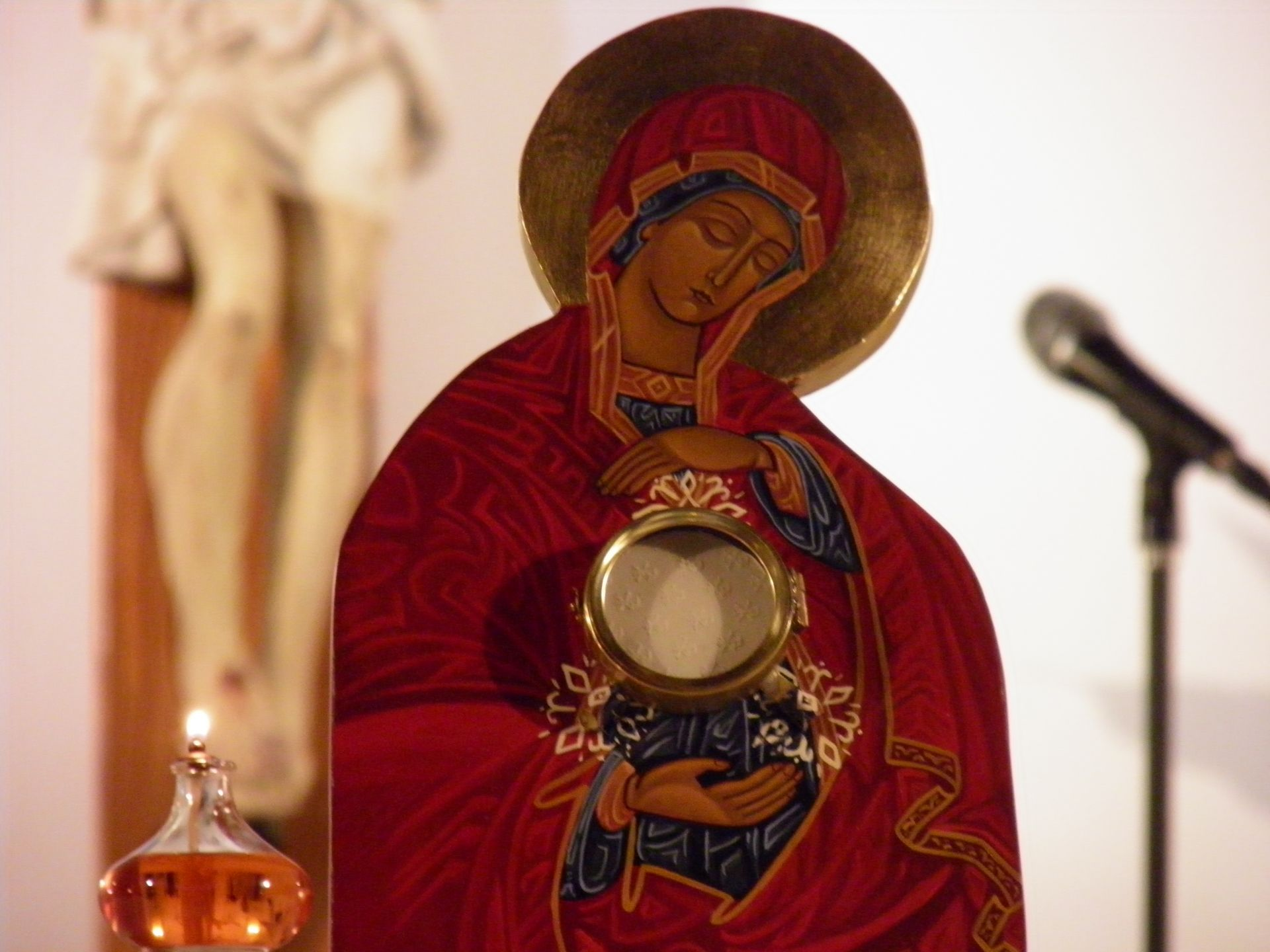 Hoje começa a novena pela Assunção de Nossa Senhora