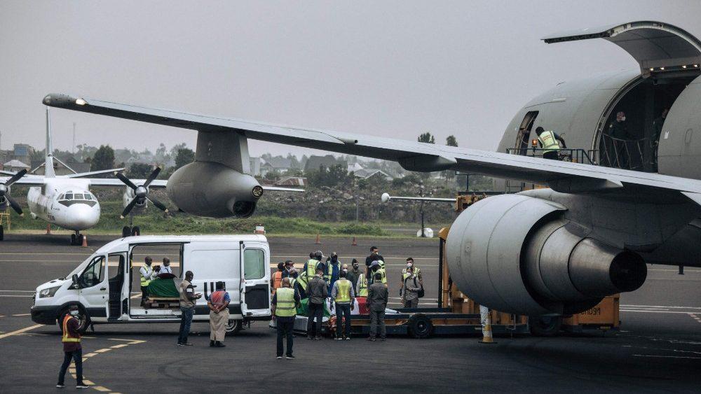 """O pesar do Papa pelas vítimas do atentado na RDC: """"servidores da paz"""""""