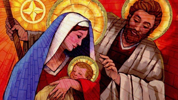 Padre Bertolin: São José, Pai no Acolhimento