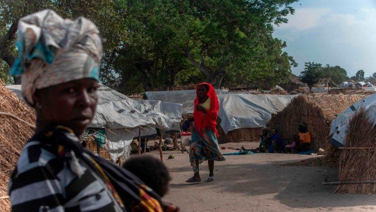 Com doação do Papa, refugiados em Cabo Delgado terão dois centros de saúde