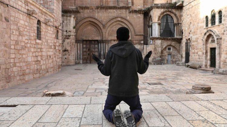 Coleta Pró Terra Santa: o apelo do cardeal Sandri para ajudar os cristãos do Oriente Médio
