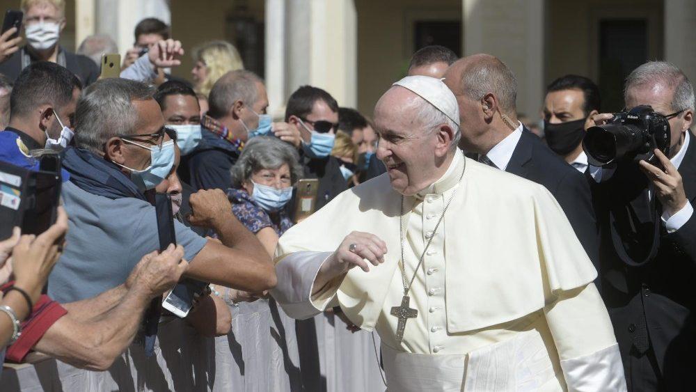 A partir de 12 de maio, Audiência Geral com o Papa conta com a presença de fiéis