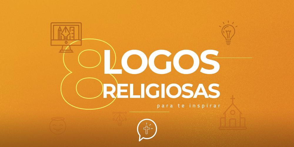 8 logos desenvolvidas pela Agência Arcanjo para instituições católicas